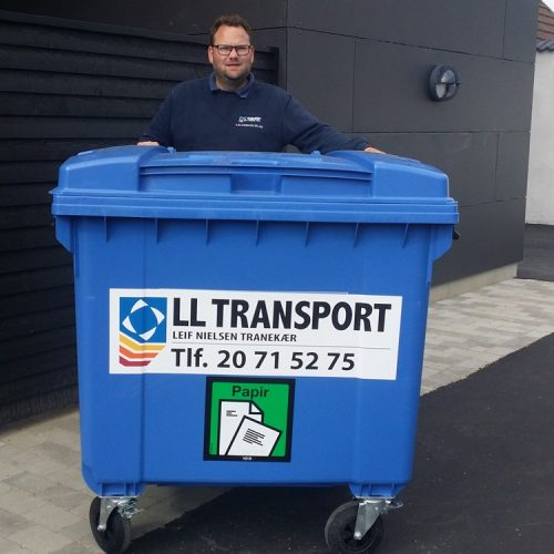 ll Transport Minicontainer